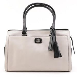 Coach Legacy Two Tone Handbag